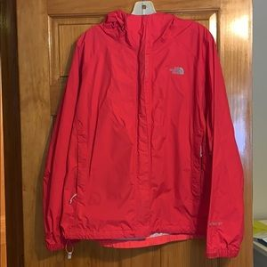 NORTH FACE SHELL RAIN JACKET